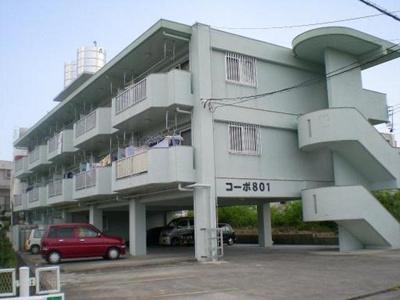 コーポ801★浦添市沢岻エリア