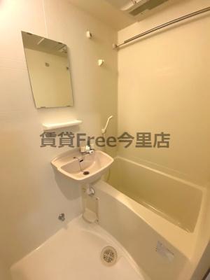 【浴室】U-ro玉造 仲介手数料無料