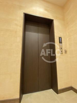 プレジオ東天満 エレベーター