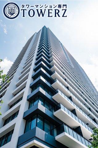 全490戸、地上30階建ての大型タワーレジデンスです