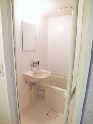 【浴室】レオパレスメゾン