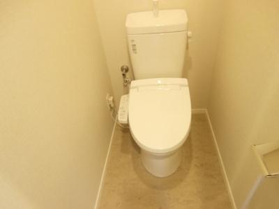 【トイレ】パークアクシス押上・隅田公園