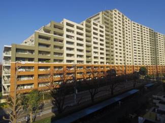 グランジオ武蔵野 全558邸大規模マンション