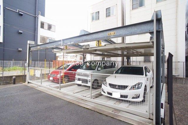 【駐輪場】プランメゾン平野駅前