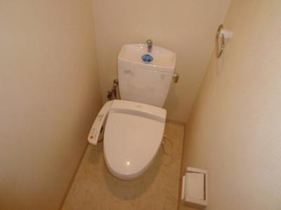 【トイレ】メゾンコルニス