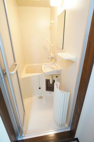 【浴室】オフィス万代