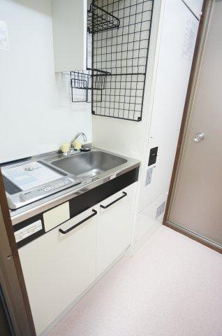 【キッチン】オフィス万代