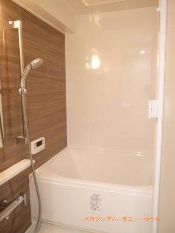 【浴室】高島平マンション