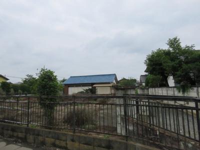 【外観】坂戸市萱方売地