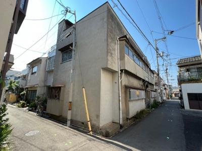 上物は昭和37年築です。