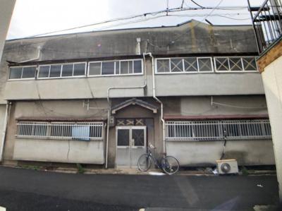 【外観】大阪市西成区千本北二丁目 売土地