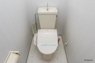 【トイレ】ハイツ・こやま