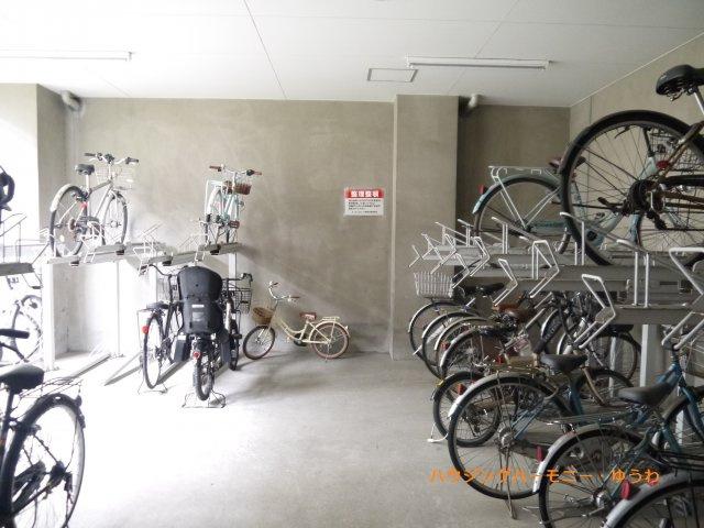 【駐輪場】デュオ・スカーラ常盤台