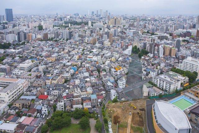 富久クロスコンフォートタワー:眺望画像です!
