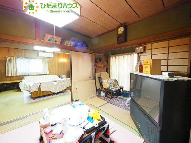 すぐ横になれる和室は、みんながほっと一息つける空間!