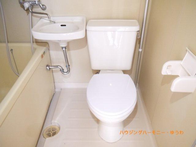 【トイレ】ドミー池袋