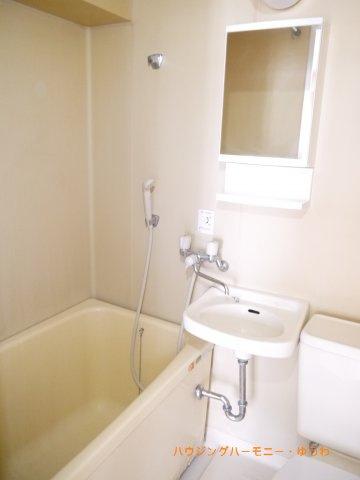 【浴室】ドミー池袋