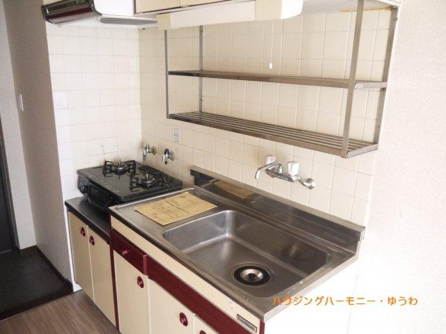 【キッチン】ドミー池袋