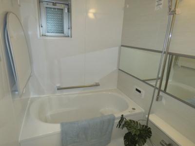 【浴室】ライオンズクオーレ川越新富町プレーゼ