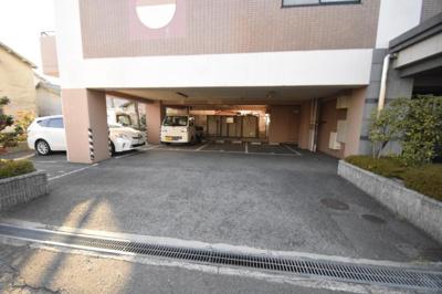 【駐車場】シャルマンエイト