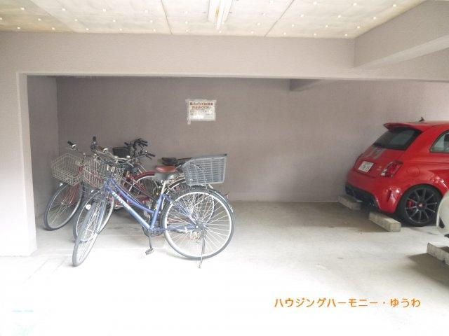 【駐輪場】菱和パレス池袋要町