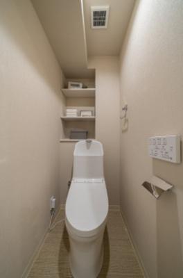 【トイレ】藤和シティホームズ台東御徒町ウェルブライト