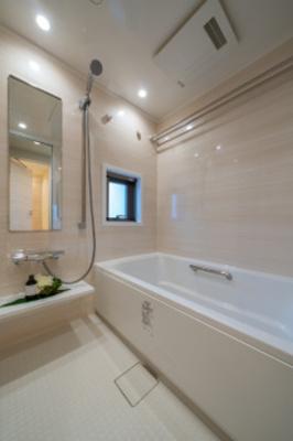【浴室】藤和シティホームズ台東御徒町ウェルブライト