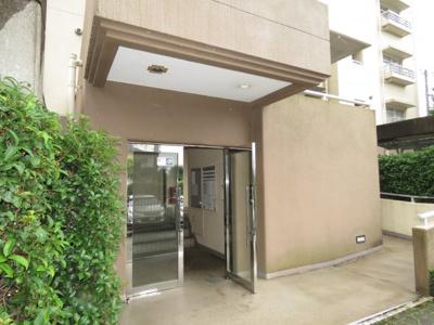 【エントランス】リバーサイド壱番街八号棟