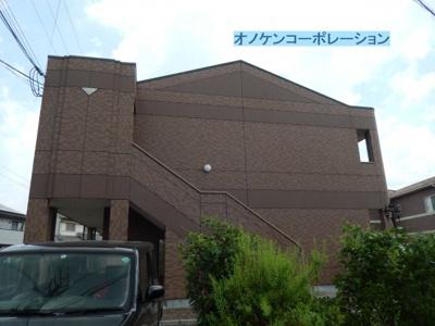 【外観】小野ロイヤルハイツ