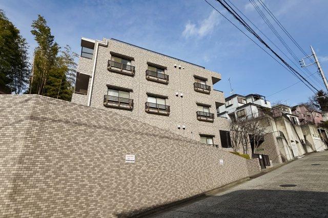 5階部分の南西向き オートロック・防犯カメラ完備 住宅ローン減税適合物件
