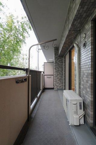 【バルコニー】横浜小机パーク・ホームズ