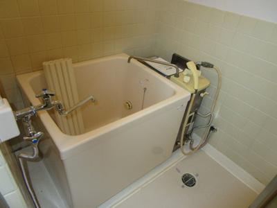【浴室】ハイツ黒井