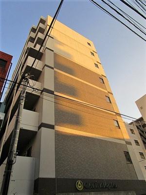 【外観】ブランドール壱番館