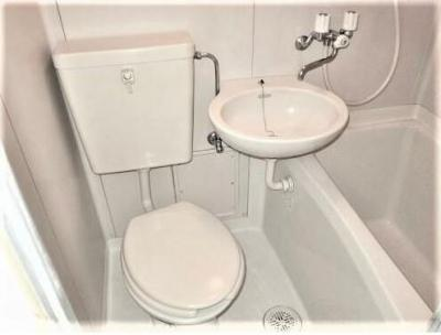 【浴室】アリスコーポ相模台