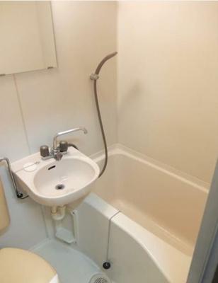 【浴室】メゾン麻溝台