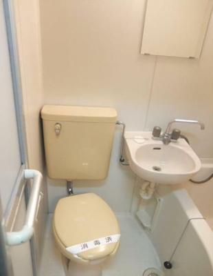 【トイレ】メゾン麻溝台