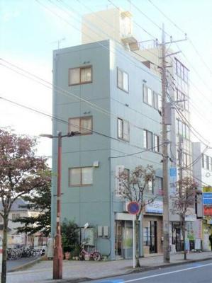 【外観】大倉グリーンマンション