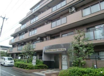 【外観】クリオ町田中町壱番館