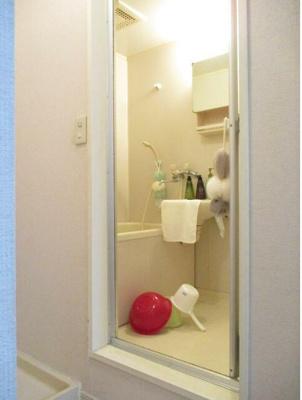 【浴室】ハイツヒロ