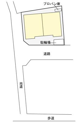 【区画図】ミュウ