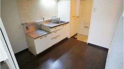 【キッチン】第21岩波ビル