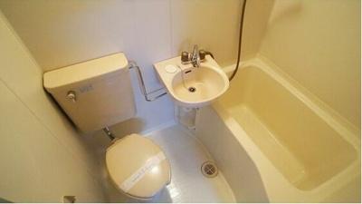 【浴室】第21岩波ビル