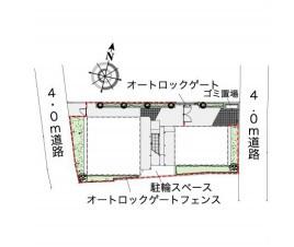 【区画図】フリージア
