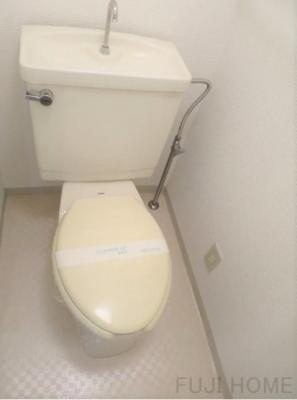 【トイレ】ソレイユイワサキ