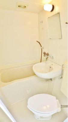 【浴室】ツインコート