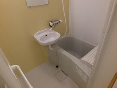 【浴室】メゾンドフォルテ