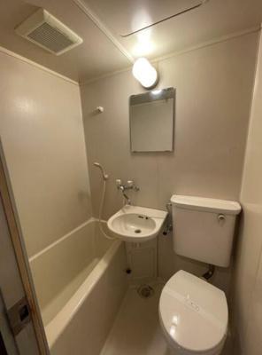 【浴室】ベルク池上