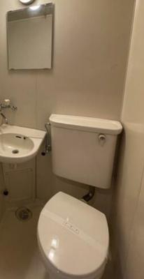 【トイレ】ベルク池上