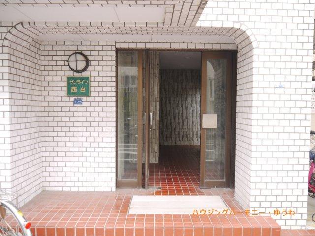 【エントランス】サンライフ西台