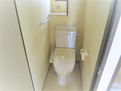 【トイレ】タウニィ追分